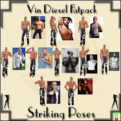 Vin Diesel Fatpack photo by ZellyMornington
