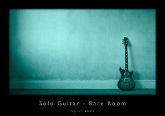 Solo Guitar - Bare Room photo by cas lad
