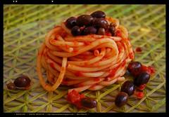 La ricetta della pasta: Bucatini alla puttanesca photo by max - iogenovese