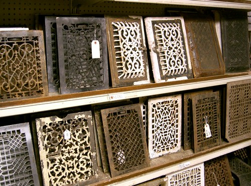 Architectural Salvage Grates