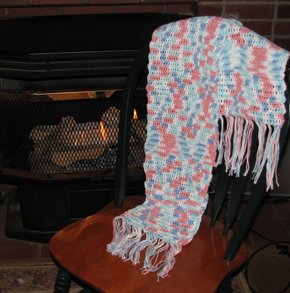 Crochet Pattern Central Scarf : EASY SCARFS TO CROCHET - Crochet ? Learn How to Crochet