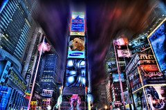 Ultimate Times Square 2 photo by Tony Shi Photos