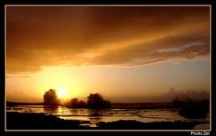 Crépuscule & tempête photo by cafard cosmique