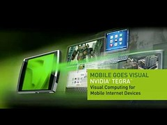 Nvidia has presented new Tegra platform