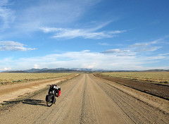 Great Divide Basin (2) - Wyoming photo by Routavelo