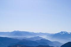 Die Trentiner Berge
