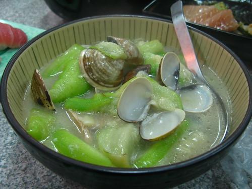 澎湖絲瓜文蛤