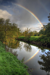 River Lagan Rainbow photo by gerard1972