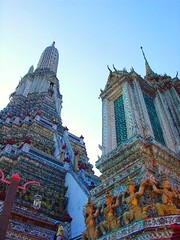 L-O-V-E....Wat AruN..So MucH... photo by Thai Jasmine (Smile..smile...Smile..)
