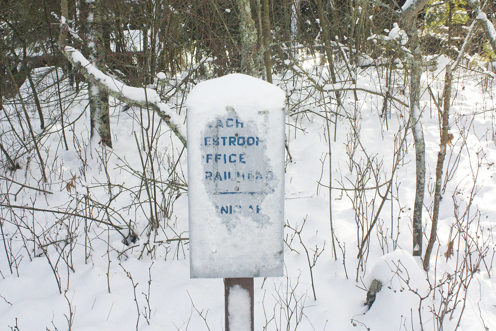 Frozen Sign