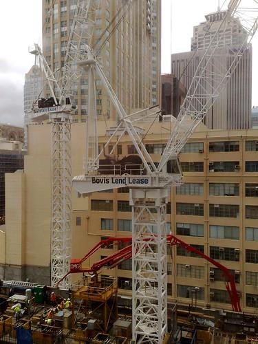 crane by yewenyi