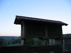 Horreos (Storage Shed)