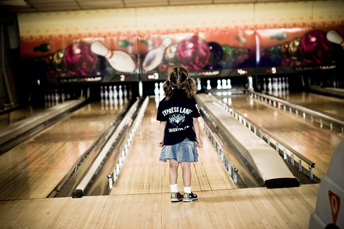 Little Retro Bowler
