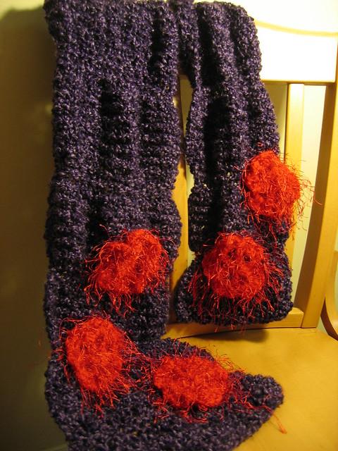 EYELASH CROCHET SCARF - Crochet ? Learn How to Crochet