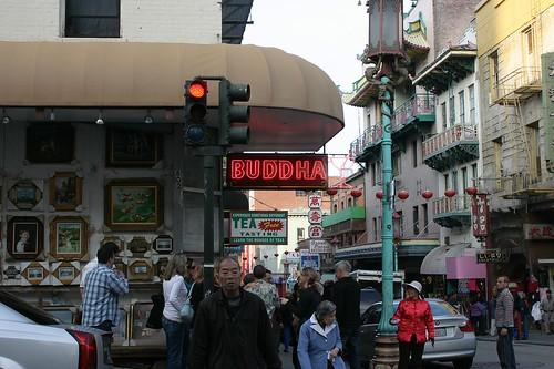Chinatown Scenes
