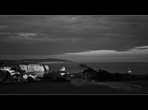 Uploaded by: s0ulsurfing Tags: ocean light shadow sea blackandwhite bw cliff ...