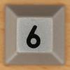 tabletop sudoku number 6