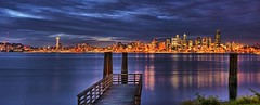 Seattle Pan HDR--Over 20k Views photo by Andrew E. Larsen