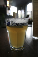 Friday Night Hoegaarden