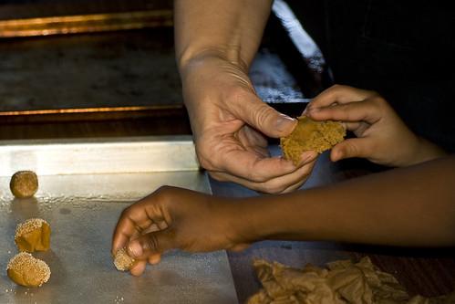 sorgum cookies