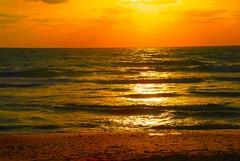 Sea,Sun& Sand=Sunset photo by pninaN