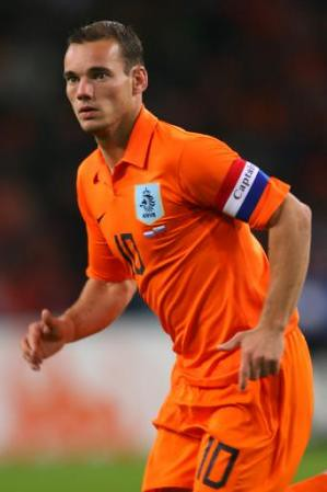 wesley sneijder real madrid. Wesley Sneijder (Real