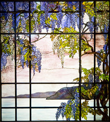Louis Comfort Tiffany's A View of Oyster Bay photo by chaostrophy