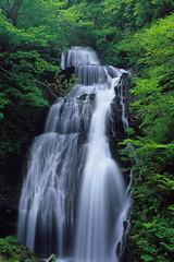Uba Falls 姥滝 photo by Sky-Genta