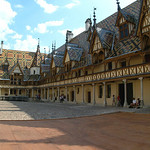 Hospice de Beaune in Burgundy