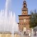 Torre del Filarete_Castello Sforzesco_Milano