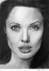Angelina Jolie 03 photo by pbradyart