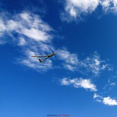 Mr blue sky photo by Julien Ratel ( Júllí Jónsson )
