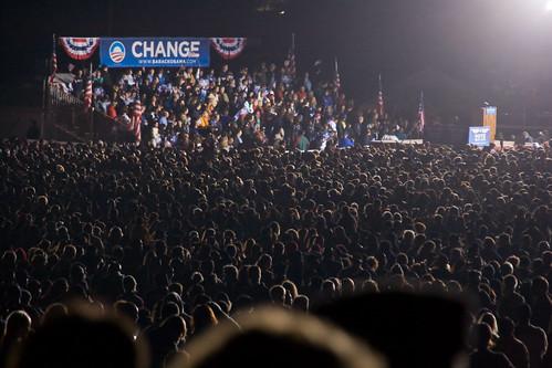 Obama a Manassas