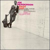 Joe Handerson - Page One