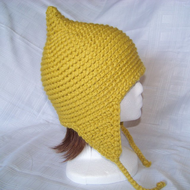 Owl Ear Flap Hat