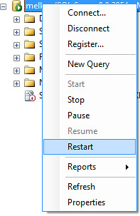 SQLServerRestartContext