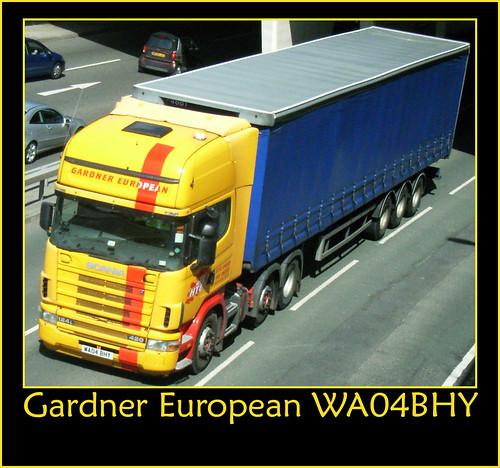Gardner European WA04BHY