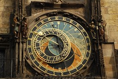 The Orloj/ Astronomical Clock photo by rodliam