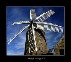 Heage Windmill, Derbyshire (February 2008 #5) photo by Lazlo Woodbine