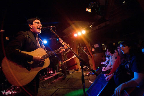 The Mountain Goats @ Rosemount Hotel, North Perth