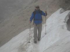 Weg zur Vajolet - Hütte