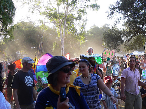 Crowd at Womad