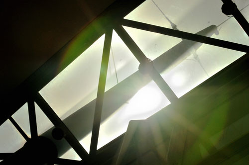 Light in the Roof