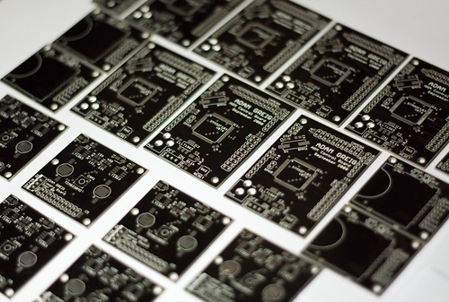 PCBs from Golden Phoenix