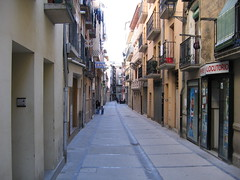 Street in Estella