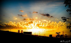 Lomo-ish Sunset - {Explore} photo by Frank_F.