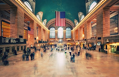 New York City - Grand Central Terminal photo by Philipp Klinger Photography