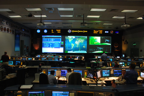 Mission Control Monitor : Nasa s lcross moon rocket experiment blew up my hollywood
