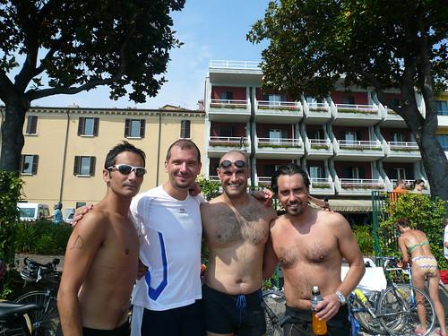 2008-06-29 Allenamento Triatlon a Desenzano