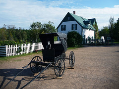 "Green Gables (inspiration for L.M. Montgomery's, ""Anne of Green Gables"")"